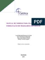 Manual Catolica Versao 03-02-2011