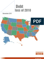 Student Debt and the Class of 2010, Project on Student Debt at the Institute for College Access & Success (TICAS)