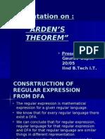 Arden's Theorem (Tafl)
