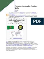 Consejo de Cooperación para los Estados Árabes del Golfo