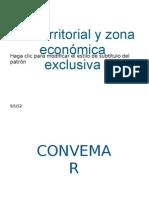 Mar territorial y zona económica exclusiva