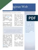 Internet en La Empresa