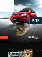 Xuv500 Brochure PDF
