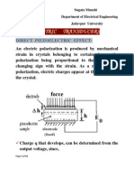 Piezoelectric Transducers_lect