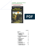 Marx'tan Mao Zedung'a Devrimci Diyalektik Üzerine - George Thomson