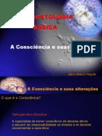 Ufpr Aulas de Neuro 1 Altera Es Da Consci Ncia