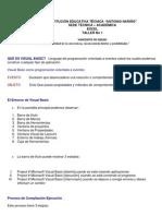 GUIA DE PRINCIPIOS BASICOS DE VISUAL BASIC