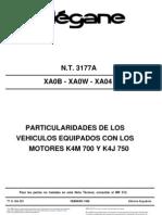 Particular Ida Des Del Motor k4m y k4j