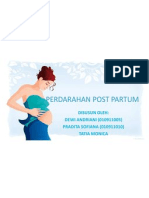 Perdarahan Post Partum