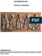 Documentos Concilio Vaticano II