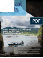Good Practices in Governance, Food Security, and Habitat Management