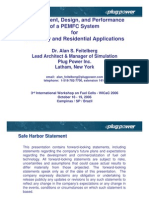 Development, Design, And Performance of a PEMFC System 06