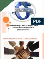 Seis Sigma - Mejora de La Calidad