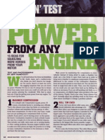 Engine Masters 2006 - More Power From Any Engine