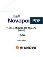 Novapoint_MDT_1800_Guía