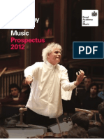 Royal Academy of Music Prospectus