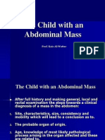 The Child With an Abdominal Mass