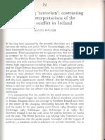 Understanding Terrorism' Contrasting Audience Interpretations of the Televised Conflict in Ireland