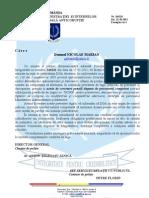 ROMÂNIA      MINISTERUL ADMINISTRAŢIEI  ŞI INTERNELOR           DIRECŢIA GENERALĂ ANTICORUPŢIE         raspuns petent[1]