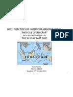 Indonesian Handicrafts