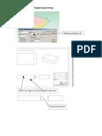 Dimension Ing in Engineering Drawing