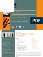 FP7 Financial & Project Management 2011 December