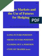 Futures Hedging 2