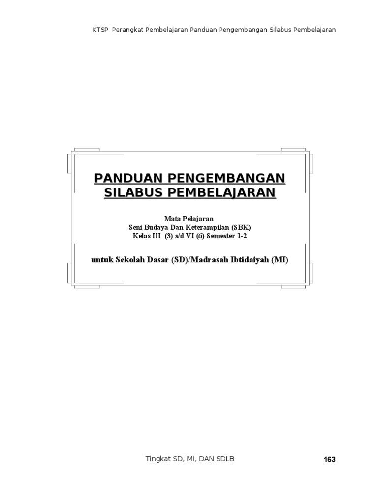 3] SILABUS SBK