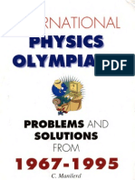 International Physics Problem