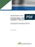 070423VS-Microsoft Dynamics NAV 50 Change Doc