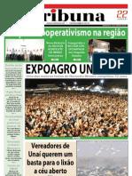 JORNAL TRIBUNA - EDIÇÃO 291 - SETEMBRO DE 2011