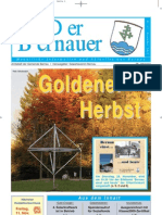 Der Bernauer - November 2011