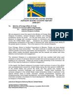 Jamaican Diaspora US Report 2008-2011