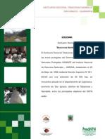 Monografia Santuario Nacional Tabaconas