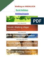 Nordic Walking en ANDALUCIA