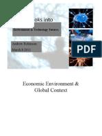 Environmenta & Technology Futures