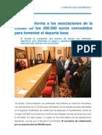 05-11-11 ALCALDÍA_Reunión con entidades deportivas