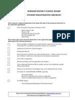 DDSB Registration Form