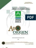 Programa de Buenas Prácticas Agricolas y Turisticas Otún