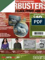 Sears Black Friday Ad Scan 2011