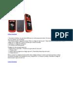 Como desbloquear o liberar telefonos Motorola W230