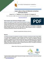 Rev Virtual de Quim Impactos de Barragens Sobre Os Fluxos de Materiais Na Interface Oceano