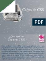 Hojas de Estilo CSS - Capas