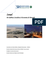 ECONOMIA ISRAELITA - Relatório 2 - Daniela Silva