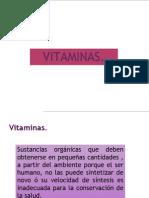 Vitaminas seminario