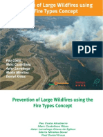 Prevention Large Wildfire