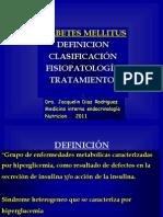 diabetes mellitus en español
