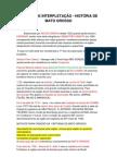 RESUMO DE INTERPLETAÇÃO HISTORIA DE MATO GROSSO