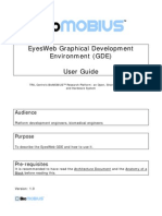 EyesWeb GDE User Guide