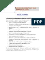Plan Cuidados Neonatologia Anoxia Neonatal